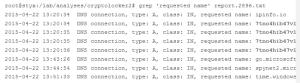 Captura: Tráfico de red