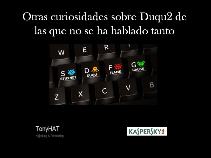 Duqu2 - Blog, 1
