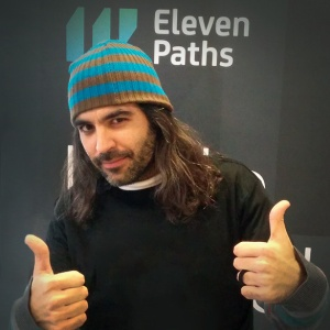 Eleven Paths: Chema Alonso