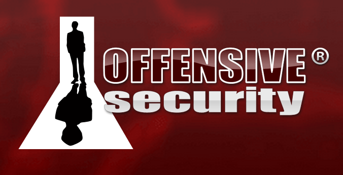 Captura: Offensive Security.