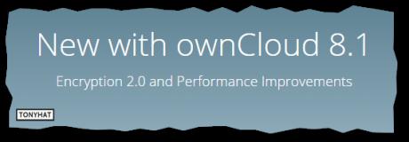 Captura: Owncloud (servicio de almacenamiento en la nube).