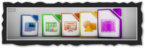 Captura: LibreOffice.