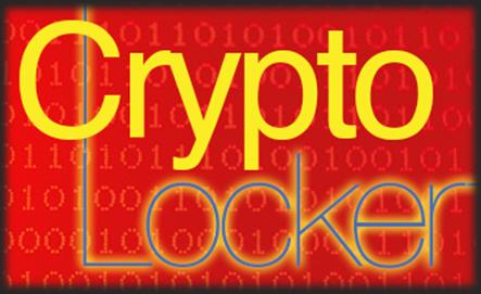 Captura: Cryptolocker (Ransomware).