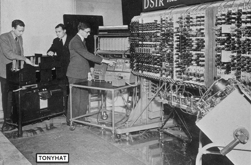 """Captura: Test de """"Turing"""" (o la """"inteligencia de las máquinas"""")."""