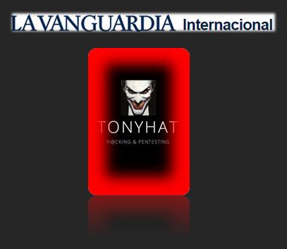 La vanguardiainternacional & TonyHAT - logo