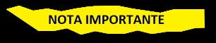 Nota Importante - BLOG - 1