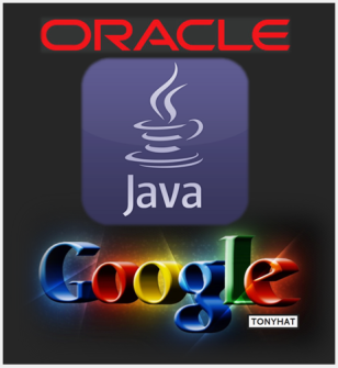 Captura: Oracle, Java y Google.