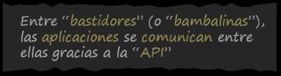 API, BLOG - 6