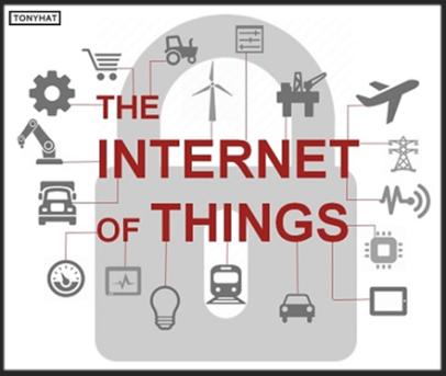 Captura: El Internet de las cosas ;)