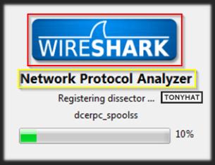 "Captura: Pantalla (en espera de carga) de ""Wireshark"" ;)"