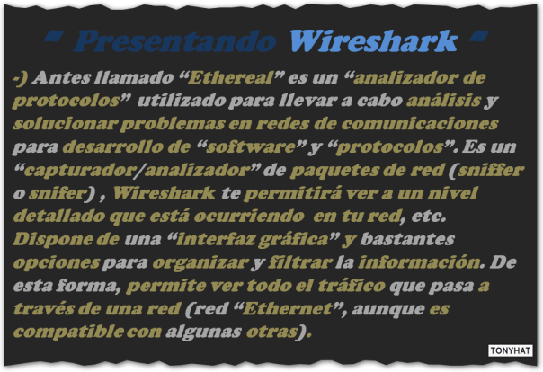 Básicos 18, Wireshark, parte. I, BLOG - 9