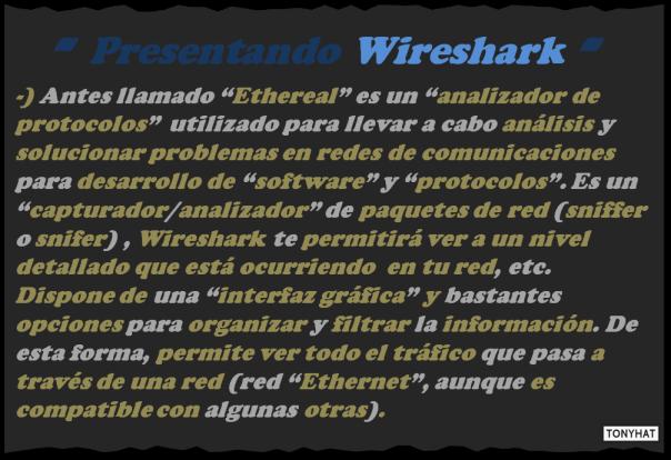 Básicos 18, Wireshark, parte. I, BLOG - 9