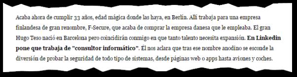 C. Alonso & H. Teso - BLOG - 24
