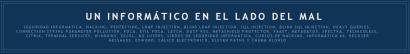 Captura: Blog de Chema Alonso (Maligno). Un informático en el lado del mal (elladodelmal.com) :)