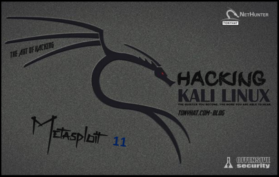 Hacking-Kali, 11, BLOG - 001