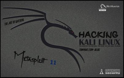 Hacking-Kali, 11, BLOG - 001