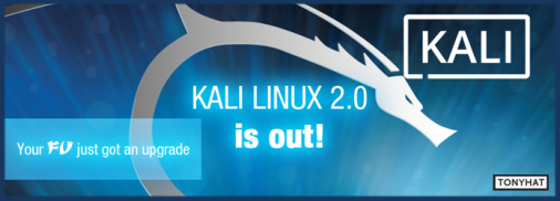 Captura: Kali Linux 2.0 (III) :)