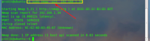 Nmap - Let's look, funciones - BLOG - 17
