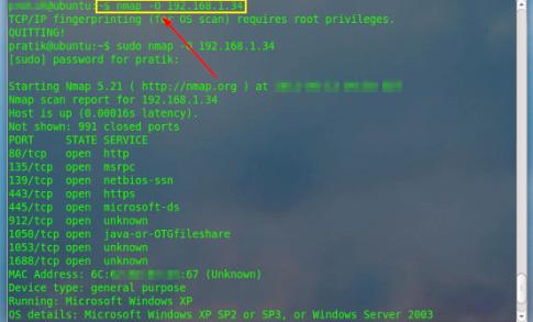 Nmap - Let's look, funciones - BLOG - 24
