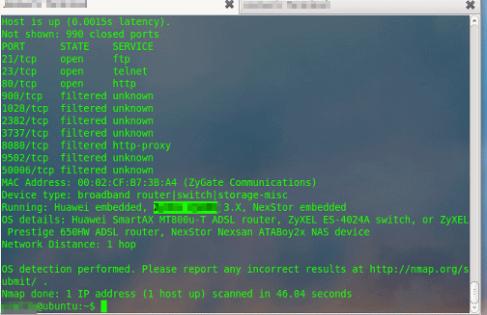 Nmap - Let's look, funciones - BLOG - 26