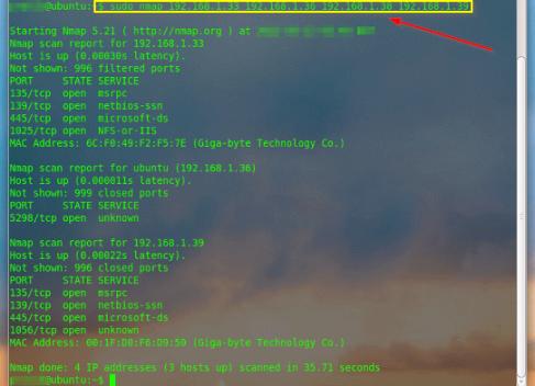 Nmap - Let's look, funciones - BLOG - 5