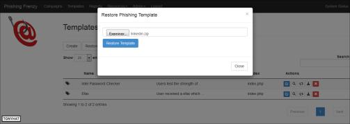 Phishing Frenzy - BLOG - 6