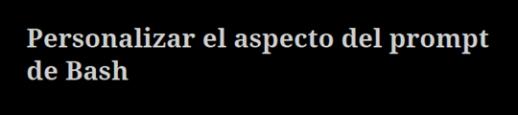 Prompt Linux Terminal - BLOG - 8