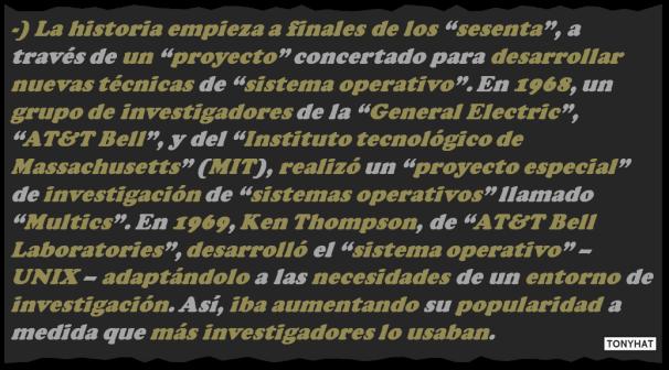 Technologically, Linux flavor, vol. 1 - BLOG - 19