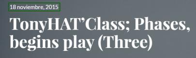 TonyHAT, HACK'TECA - 187