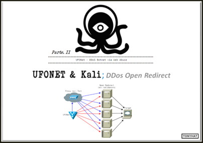 UFONET, Kali, 2 - BLOG - 001