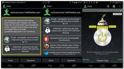 Básicos 19, Deep Web, walk with android, BLOG - 020
