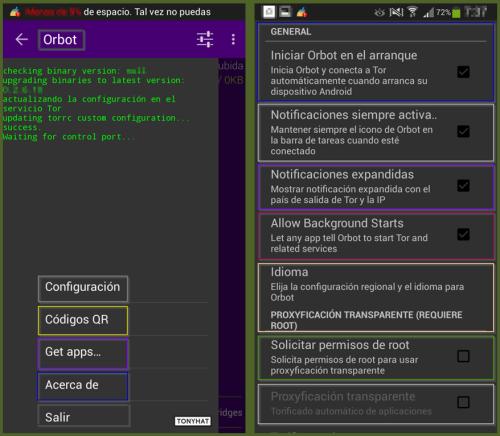 Básicos 19, Deep Web, walk with android, BLOG - 052