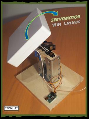 Captura 2: Servomotor WiFi de Layakk :)