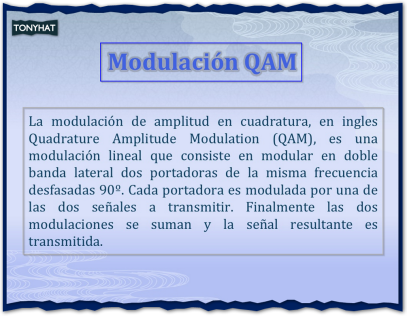 """Captura 5: Definición modulación """"QAM"""" ;)"""