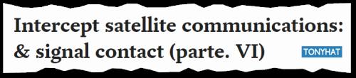 Signal Contact, ISC (X), BLOG (Art, XTRA) - 12
