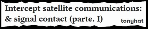 Signal Contact, ISC (X), BLOG (Art, XTRA) - 3