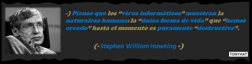 Captura: Stephen William Hawking (Matemática aplicada, Física teórica y Física cuántica) :)
