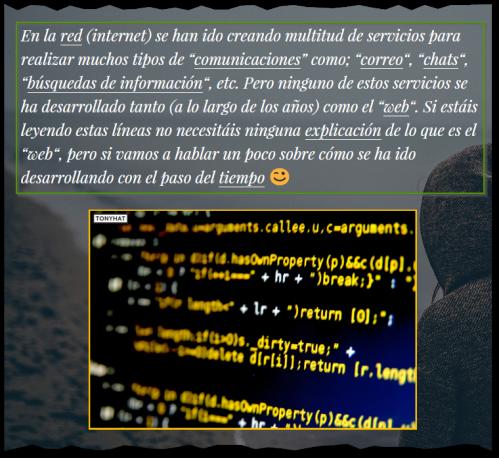 """Captura 1: Fin de la """"primera entrega"""" (básicos 21: Discover Javascript) ;)"""