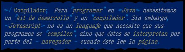 Básicos 23, Disc. Java, parte. 3, BLOG - 009