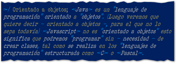 Básicos 23, Disc. Java, parte. 3, BLOG - 010
