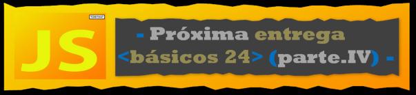 Básicos 23, Disc. Java, parte. 3, BLOG - 024
