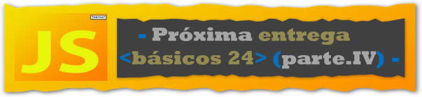 Básicos 23, Disc. Java, parte. 3, BLOG - 024