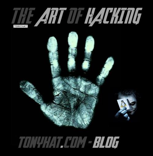 Hacking-Kali, 3, BLOG - 003