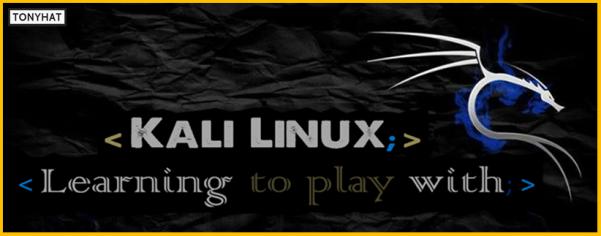 Kali Linux, LTP, Vol. One, BLOG - 002