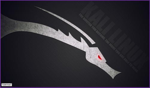 Kali Linux, LTP, Vol. One, BLOG - 003
