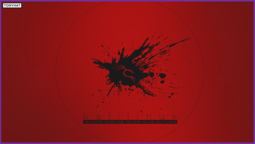 Kali Linux, LTP, Vol. One, BLOG - 007
