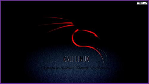 Kali Linux, LTP, Vol. One, BLOG - 018