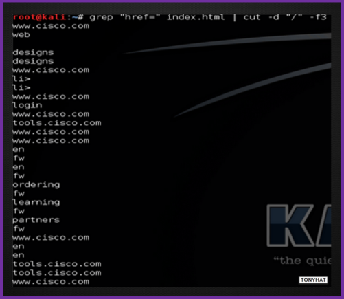 Kali Linux, LTP, Vol. Three, BLOG - 013