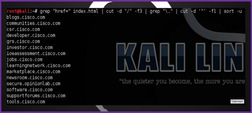 Kali Linux, LTP, Vol. Three, BLOG - 016